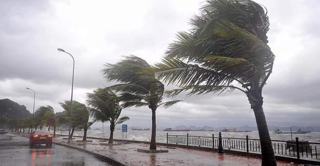 Meteoroloji'den 5 ile fırtına uyarısı
