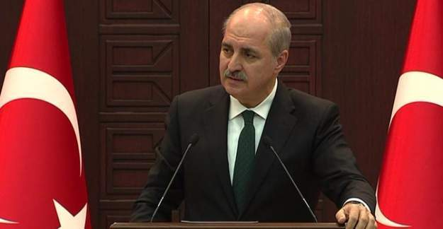 Numan Kurtulmuş'tan parti liderlerine suikast açıklaması