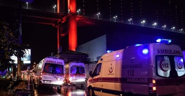 Reina saldırısındaki görgü tanığı: Teröristle göz göze geldik