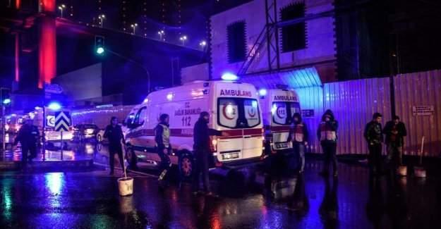 Reina'ya silahlı saldırı: 39 ölü, 69 yaralı