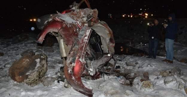 Şanlıurfa'da trafik kazası, 4 ölü