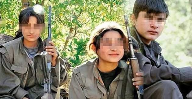Teslim olan çocuklar, PKK'ya nasıl zorla götürüldüklerini anlattı