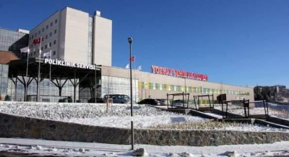 Yozgat Şehir Hastanesi yarın hastalarına kapı açıyor