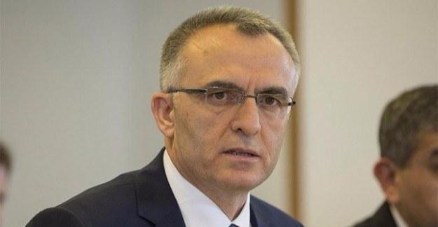 Bakan Ağbal'dan flaş Türkiye Varlık Fonu açıklaması