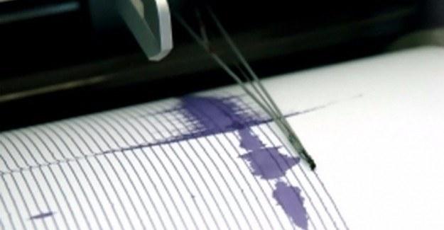 Çanakkale'de deprem oldu
