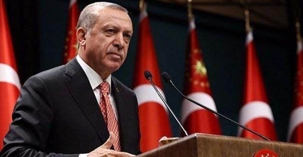 Cumhurbaşkanı Erdoğan'dan 'Karargah rahatsız' açıklaması