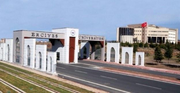 Erciyes Üniversitesi akademisyenlerine FETÖ operasyonu