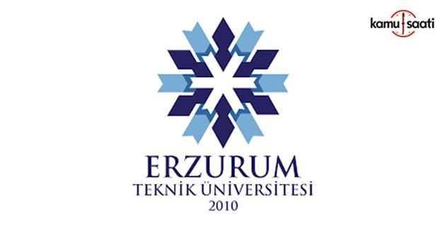 Erzurum Teknik Üniversitesinde 3 akademisyene gözaltı