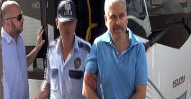 FETÖ'cü istihbarat müdürü gözaltında