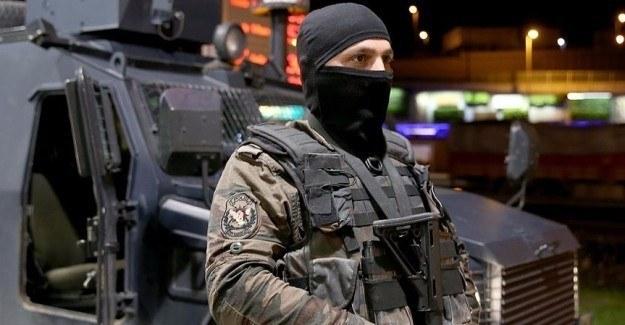 Güneydoğu'da PKK operasyonu: 93 gözaltı