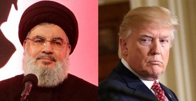 Hizbullah liderinden Trump'a şok sözler