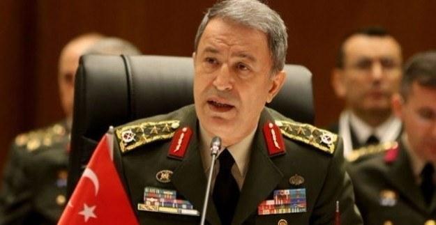 Hulusi Akar'dan flaş El Bab açıklaması