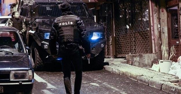 İstanbul'da 104 adrese dev operasyon