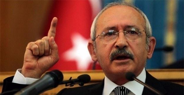 KHK düzenlemelerine Kılıçdaroğlu'ndan tepki