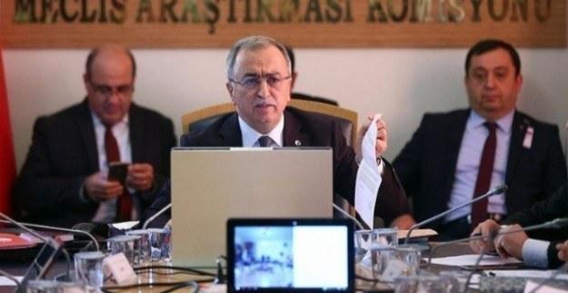 Komisyon Başkanı Petek'ten 'FETÖ'de yeni yapılanma' açıklaması
