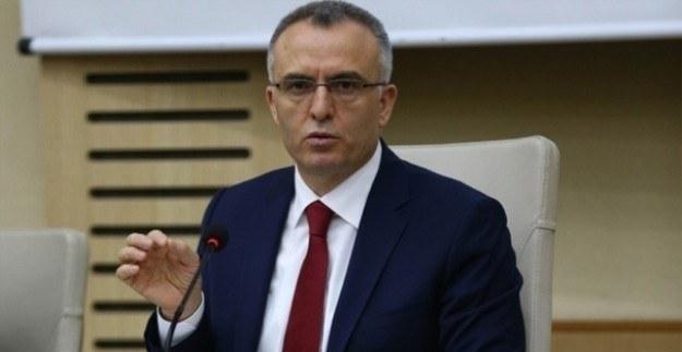 Maliye Bakanı Ağbal'dan bütçe açıklaması