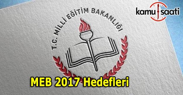 MEB 2017 yılında öğretmenlere hizmet içi eğitim verecek