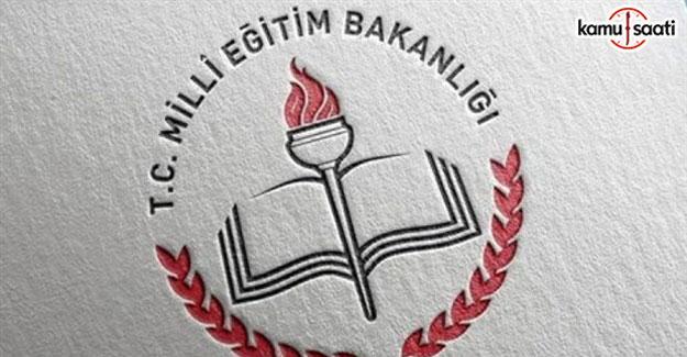 MEB'den 'AB Eğitim ve Öğretim Terminolojisi'ne ilişkin resmi yazı