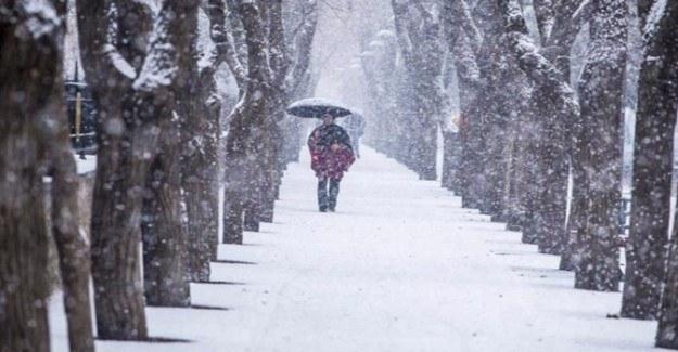 Meteoroloji'den 5 ile yoğun kar uyarısı