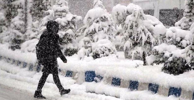Meteoroloji'den İstanbul'a uyarı - Kar geliyor