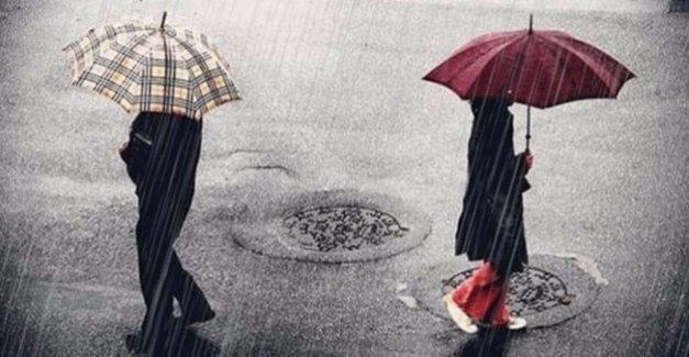 Meteorolojiden uyarı, yağış geliyor