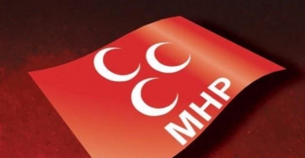 MHP'den açıklama: İki ilçe teşkilatı feshedildi