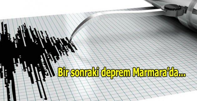 Özener'den deprem uyarısı: ''Marmara'da olacak!''