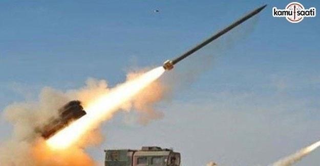 Suudi Arabistan'da bir askeri üs vuruldu