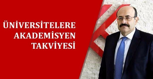 YÖK Bakanı Saraç'tan, üniversitelere akademisyen takviyesine yönelik açıklama