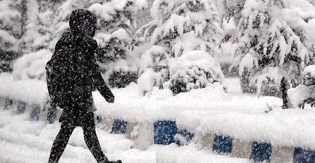 20 Mart Pazartesi Yarın Okullar Tatil mi? Kar Tatili Olan İllerin Listesi