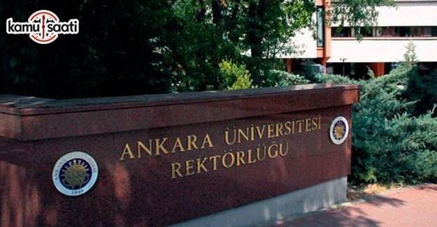 Ankara Üniversitesi Ceza, İnfaz Hukuku ve Kriminoloji Uygulama ve Araştırma Merkezi Yönetmeliği