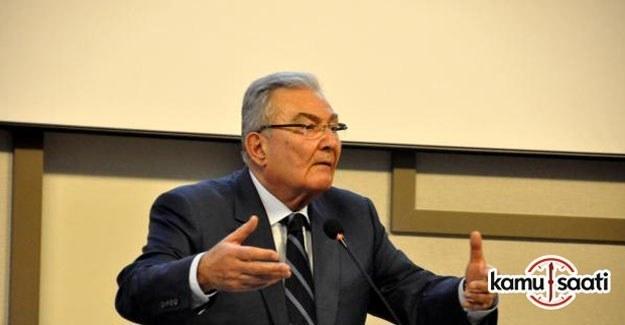 Bakan Süleyman Soylu'dan Deniz Baykal'ın 'peygamberi bozarsın' sözlerine tepki