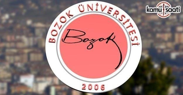 Bozok Üniversitesi Kadın Sorunları Uygulama ve Araştırma Merkezi Yönetmeliği