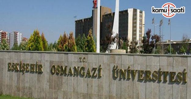 Eskişehir Osmangazi Üniversitesi Yabancı Diller Bölümü Öğretim ve Sınav Yönetmeliği Yürürlükten Kaldırıldı