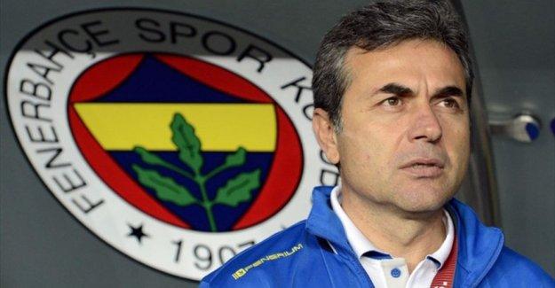 Fenerbahçe Kocaman'la anlaştı