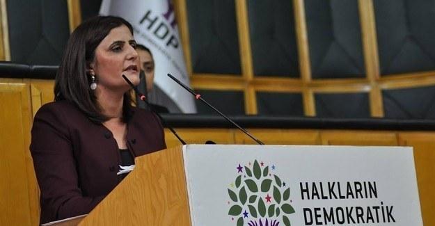 HDP'li milletvekili Taşdemir adliyede