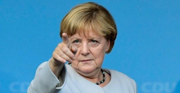 Merkel'den şok Nazi açıklaması