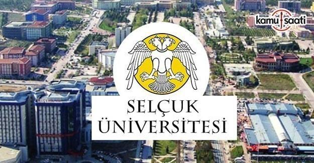 Selçuk Üniversitesi Güzel Sanatlar Fakültesi Eğitim-Öğretim ve Sınav Yönetmeliği