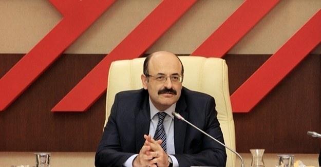 YÖK Başkanı Saraç'tan YÖKDİL sonuçlarına yönelik açıklama