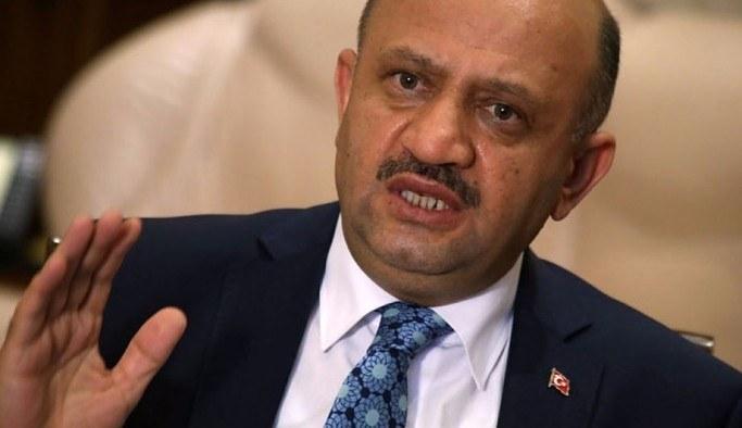 Bakan Işık'tan 'Doğu Kalkanı Ordusu' açıklaması
