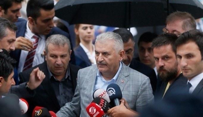 Başbakan Yıldırım'dan CHP'ye sert Danıştay tepkisi