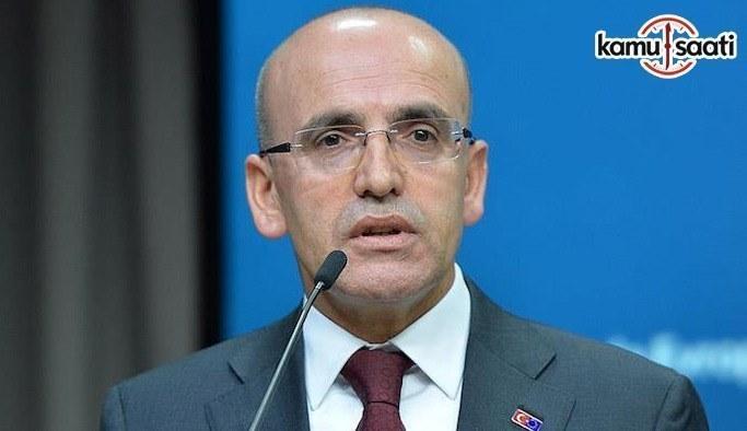 Başbakan Yardımcısı Şimşek'ten tavan fiyat uygulamasına ilişkin açıklama
