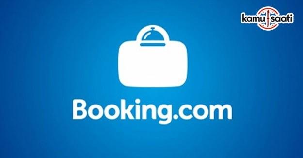 Faaliyeti durdurulan Booking'den açıklama