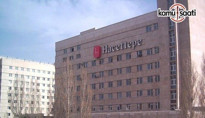 Hacettepe Üniversitesi Doku ve Organ Nakli Eğitim, Uygulama ve Araştırma Merkezi Yönetmeliğinde Değişiklik