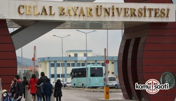 Manisa Celal Bayar Üniversitesi Yabancı Diller Yüksekokulu Yabancı Dil Hazırlık Eğitim-Öğretim Yönetmeliği