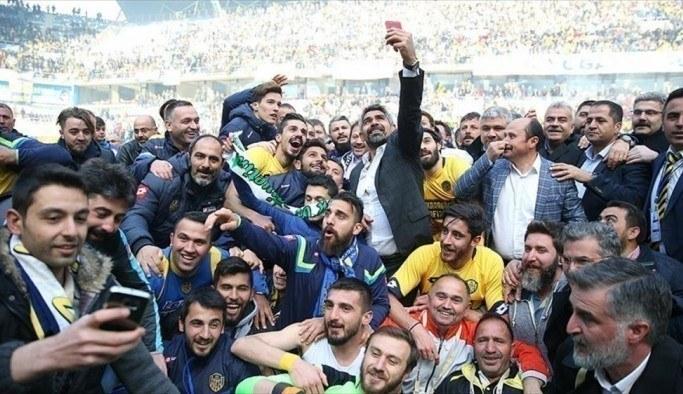 MKE Ankaragücü 2 Lig Kırmızı Grup'ta şampiyon oldu