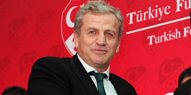 Servet Yardımcı, UEFA Yönetim Kurulu'nda!.