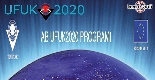 TÜBİTAK'tan 'Ufuk 2020' programı