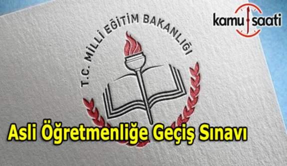 2017 Asli/Aday Öğretmen Sözlü Mülakat Sınav Sonuçları