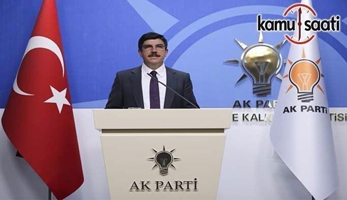"""''21 Mayıs'ta partimizin genel başkanlığına seçilmesini öngörüyoruz"""""""